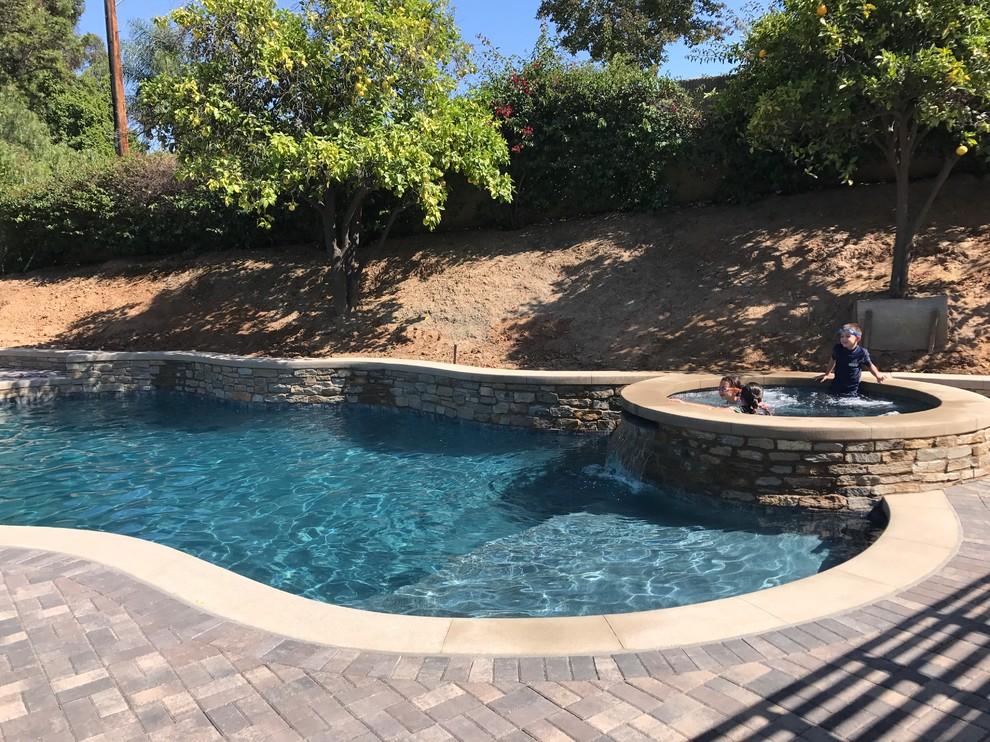 Fullerton Free Form Pool